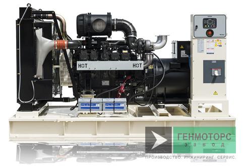 Дизельный генератор (электростанция) Teksan TJ704DW5C