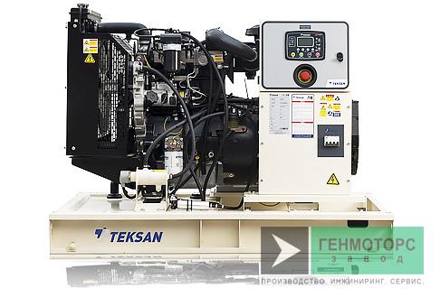 Дизельный генератор (электростанция) Teksan TJ44PE5C