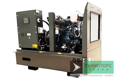 Дизельный генератор (электростанция) Gesan QI 16