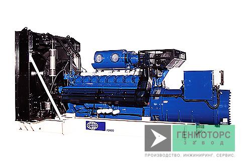 Дизельный генератор (электростанция) FG Wilson P1825 / P2000E