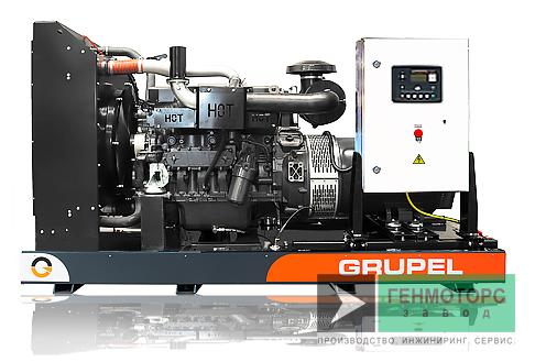 Дизельный генератор (электростанция) G384IVGR Grupel