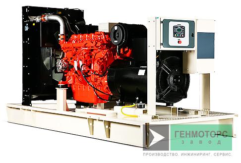Дизельный генератор (электростанция) Teksan TJ750SC