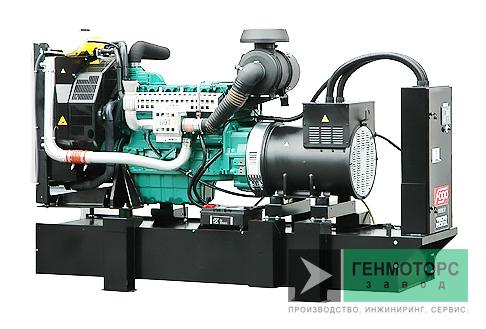 Дизельный генератор (электростанция) FOGO FDF250VS