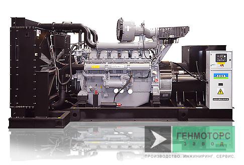 Дизельный генератор (электростанция) AKSA AP2500