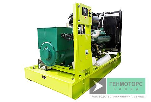 Дизельный генератор (электростанция) АД-600-Т400
