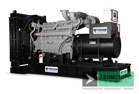 Дизельный генератор (электростанция) Teksan TJ1100PE5C