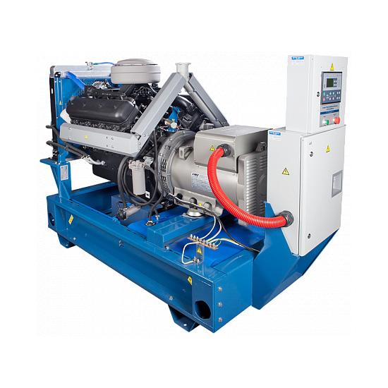 Дизельный генератор (электростанция) АД-120 ЯМЗ