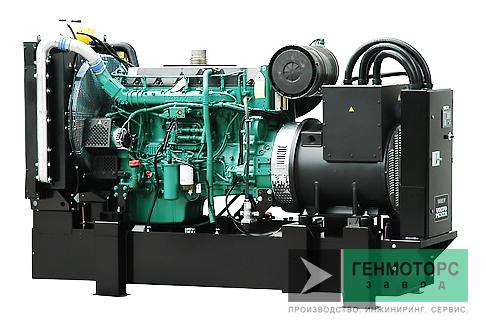 Дизельный генератор (электростанция) FOGO FDF350VS