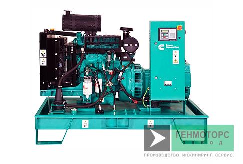 Дизельный генератор (электростанция) Cummins C22D5
