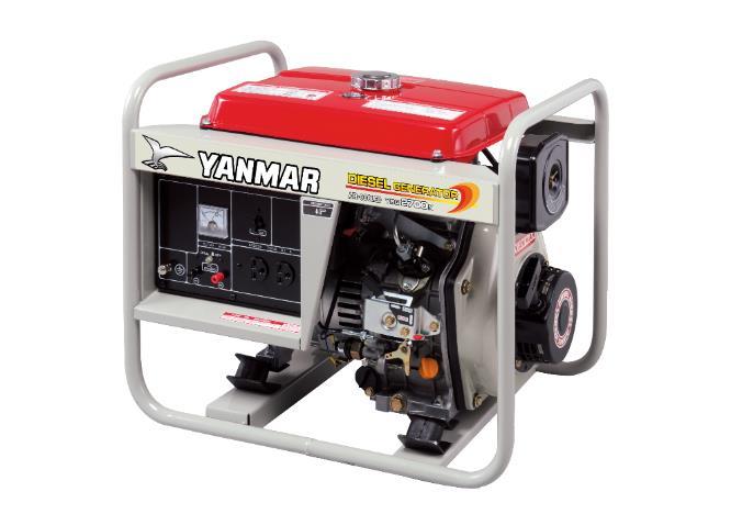 Дизельный генератор (электростанция) Yanmar YDG2700N-5B