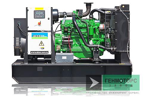 Дизельный генератор (электростанция) AKSA AJD170
