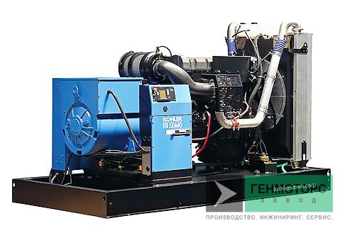 Дизельный генератор (электростанция) SDMO V500C2
