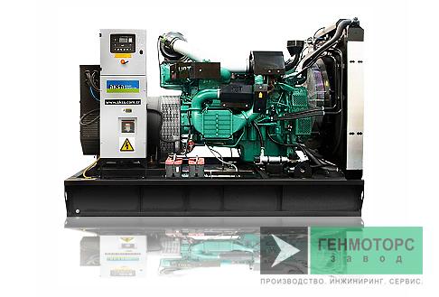 Дизельный генератор (электростанция) AKSA AVP385