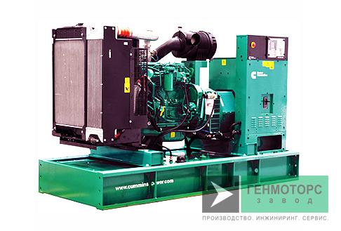 Дизельный генератор (электростанция) Cummins C200D5e