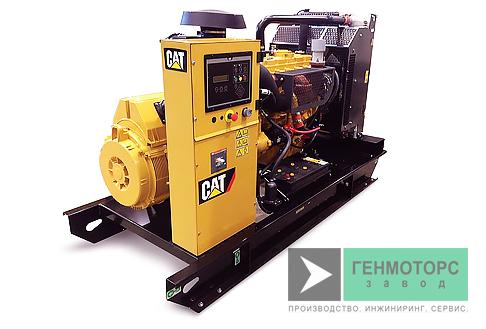 Дизельный генератор (электростанция) Caterpillar DE88E0