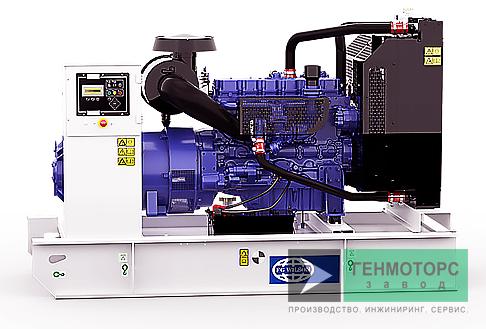 Дизельный генератор (электростанция) FG Wilson P200-3