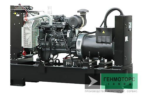 Дизельный генератор (электростанция) FOGO FDF200IS
