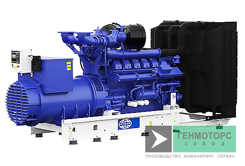 Дизельный генератор (электростанция) FG Wilson P1500P3 / P1650E3
