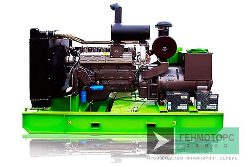 Дизельный генератор (электростанция) АД-360-Т400