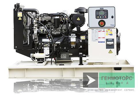 Дизельный генератор (электростанция) Teksan TJ83PE5C