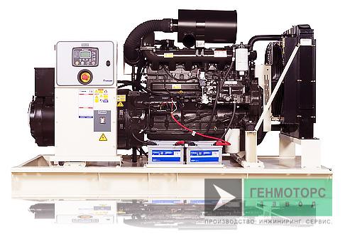 Дизельный генератор (электростанция) Teksan TJ116DW5A