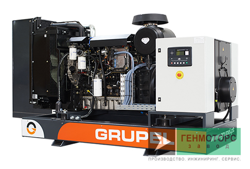 Дизельный генератор (электростанция) G203PKGR Grupel