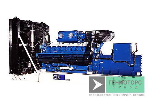 Дизельный генератор (электростанция) FG Wilson P1750 / P1925E