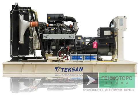 Дизельный генератор (электростанция) Teksan TJ440DW5C