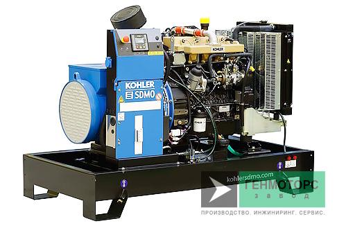 Дизельный генератор (электростанция) SDMO K44