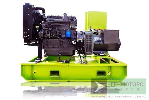 Дизельный генератор (электростанция) АД-10-Т400