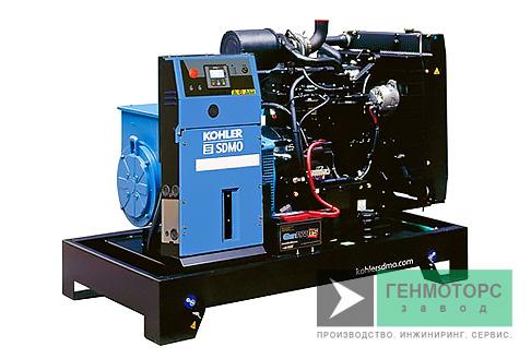 Дизельный генератор (электростанция) SDMO J66K
