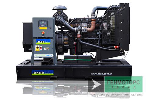 Дизельный генератор (электростанция) AKSA AP440
