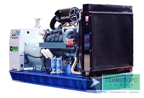 Дизельный генератор (электростанция) АД-400 Doosan