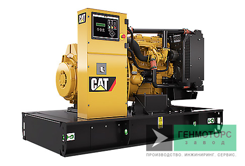 Дизельный генератор (электростанция) Caterpillar DE33E0
