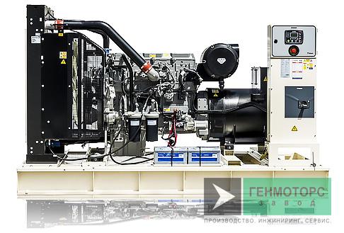 Дизельный генератор (электростанция) Teksan TJ676PE5C