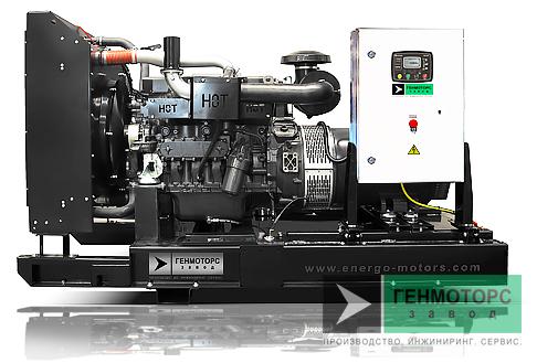 Дизельный генератор (электростанция) АД-300 IVECO