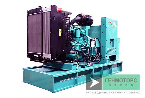 Дизельный генератор (электростанция) Cummins C275D5