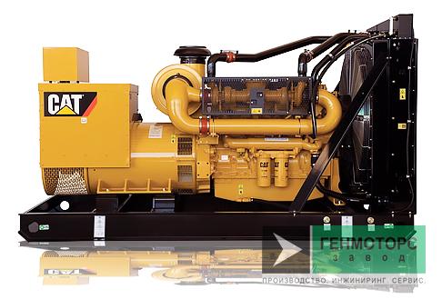 Дизельный генератор (электростанция) Caterpillar C18 440 кВт