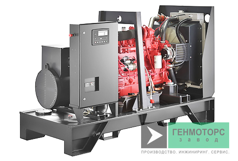 Дизельный генератор (электростанция) Gesan QI 115 ME