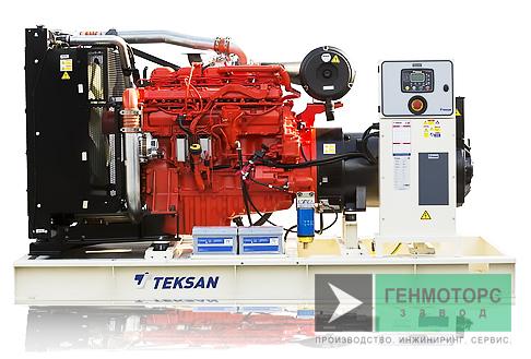 Дизельный генератор (электростанция) Teksan TJ350SC