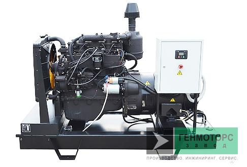 Дизельный генератор (электростанция) ММЗ АД-24