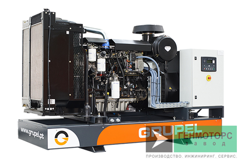 Дизельный генератор (электростанция) Grupel G2360MSST