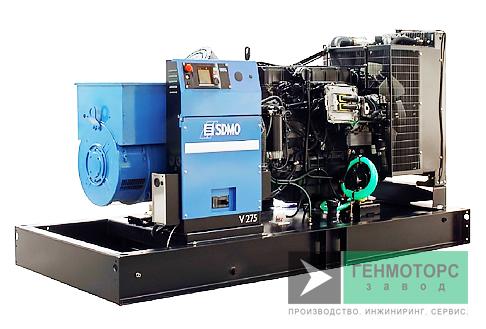 Дизельный генератор (электростанция) SDMO V275C2