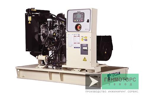 Дизельный генератор (электростанция) Teksan TJ10PE5C