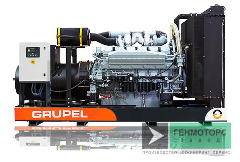 Дизельный генератор (электростанция) G2090MSGR Grupel