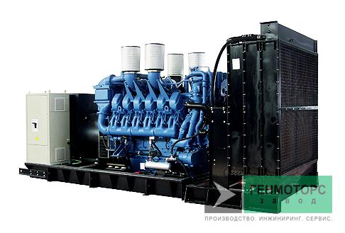 Дизельный генератор (электростанция) Pramac GSW310M
