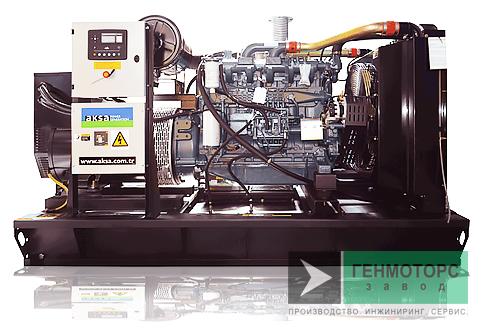 Дизельный генератор (электростанция) AKSA AD330