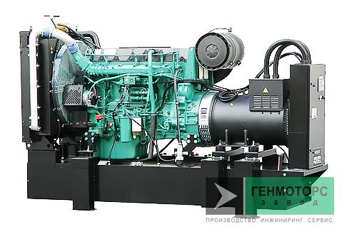 Дизельный генератор (электростанция) FOGO FDF300VS