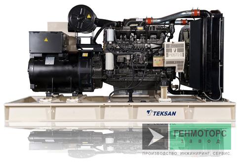 Дизельный генератор (электростанция) Teksan TJ330DW5A