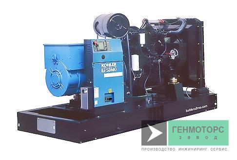 Дизельный генератор (электростанция) SDMO D330